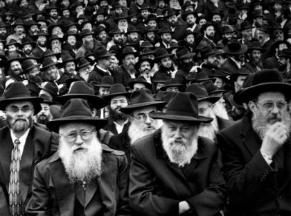Hasidic Jews of Crown Heights