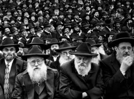 Hasidic Jews of Crown Heights
