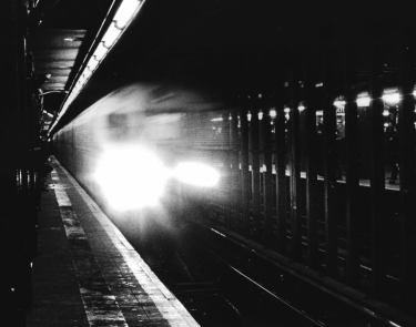 New York Lands: Subway Train